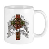 Scott Tartan Cross Mug