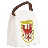 Brandenburg (gold).png Canvas Lunch Bag