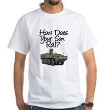 How does your son roll? T-Shirt