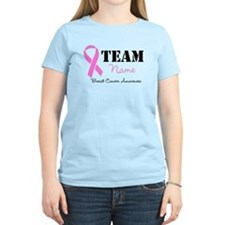 Team Pink Breast Cancer T-Shirt