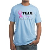 Team Pink Breast Cancer Shirt