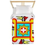 SOUTHEAST INDIAN DESIGN Twin Duvet