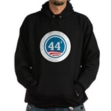 44 Squared Obama Hoody