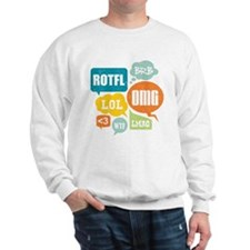 Text Shortcuts Sweatshirt