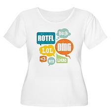 Text Shortcuts T-Shirt