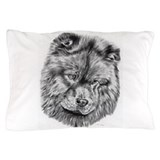 chow chow Pillow Case
