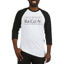 Bacon periodic Baseball Jersey