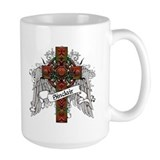 Sinclair Tartan Cross Mug