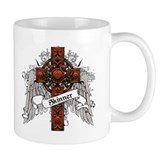 Skinner Tartan Cross Coffee Mug