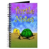 Turtle notes Journals