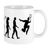Evolution Badminton Small Mug