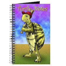 Baseball Turtle Notes Journal