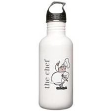 the chef Water Bottle