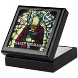 St Thomas Keepsake Box