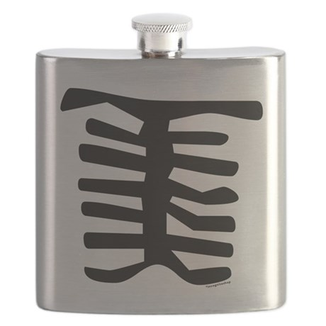 Skeleton Flask