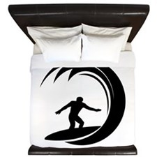 Surfs up King Duvet