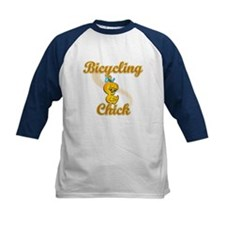 Bicycling Chick #2 Tee