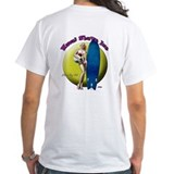 Way-cool beach fun white T-Shirt