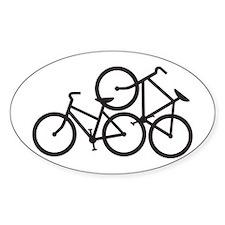 Bike Love Decal