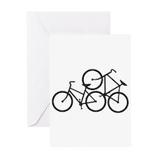 Bike Love Greeting Card