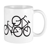 Bike Love  Tasse