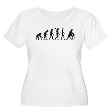 Evolution dancing tango T-Shirt