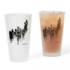 Siberian husky pint glasses siberian husky beer Unusual drinking glasses uk