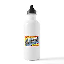 Ardmore Oklahoma Greetings Water Bottle