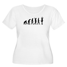 Evolution Figure skating T-Shirt