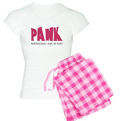 PANK Professional Aunt No Kids Women's Light Pajam