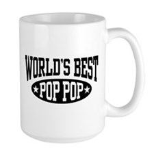 World's Best Pop Pop Mug