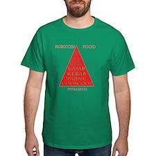 Moroccan Food Pyramid T-Shirt