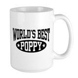 World's Best Poppy Mug