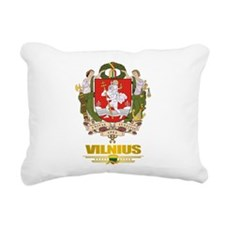 Vilnius COA (Flag 10)2.png Rectangular Canvas Pill