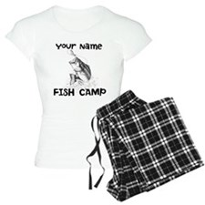 Personlize Fish Camp Pajamas