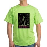 creepy thin slender skinny man T-Shirt