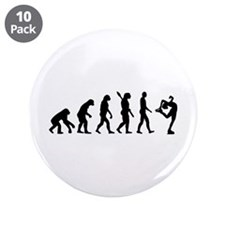 "Evolution Figure skating 3.5"" Button (10 pack)"