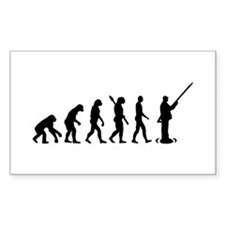 Evolution fishing Decal