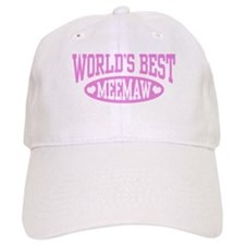 World's Best MeeMaw Baseball Cap