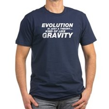 Evolution Just a Theory T