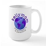 KellyMom Large Mug
