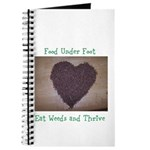Food Under Foot Eat Weeds and Thrive Journal