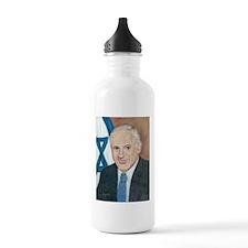 Bibi Netanyahu Water Bottle