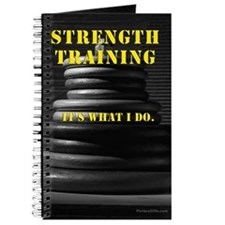 Strength Training Journal