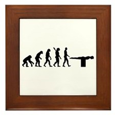 Evolution Planking Framed Tile