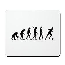 Evolution soccer Mousepad