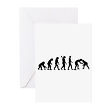 Evolution Wrestling Greeting Cards (Pk of 10)
