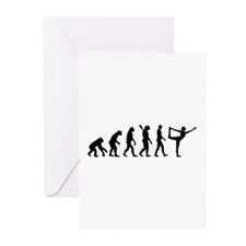 Evolution Yoga Greeting Cards (Pk of 20)