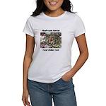 Food Under Foot Mushroom Hunter Morel T-Shirt