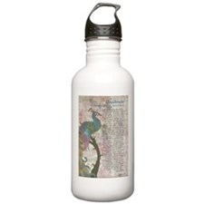 The Desiderata Poem by Max Ehrmann Water Bottle